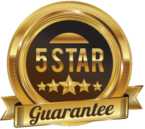 5 star guarantee